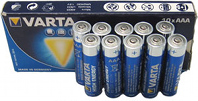 AAA Varta High Energy Alkaline Battery
