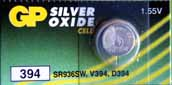 394 Button Cell Battery