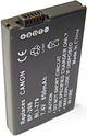 Camcorder battery for DC10, DC20.