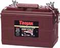 Trojan SCS 225 Heavy Duty Marine Battery
