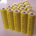 AA NiCd 1000mAh rechargeable Battery